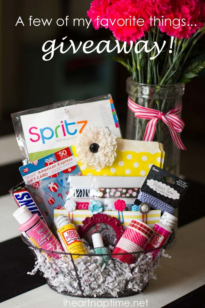 83 best hamper ideas images on pinterest hamper ideas gift i heart nap time favorite things gift giving guide negle Choice Image