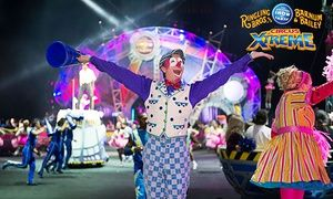 Groupon - Ringling Bros. and Barnum & Bailey Presents Circus XTREME, March 12–15 (Up to 49% Off) in Prudential Center. Groupon deal price: $12