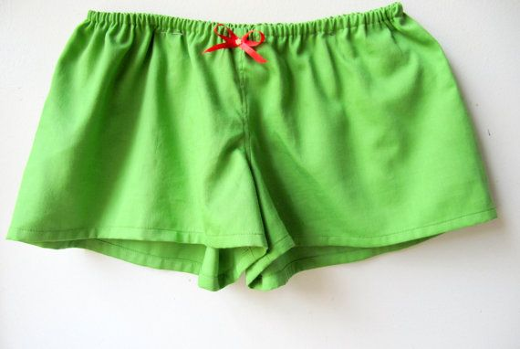 Hey, I found this really awesome Etsy listing at https://www.etsy.com/listing/163169368/lime-green-short-women-shorts-hand-made