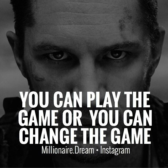 Intellectual Quotes Motivational: Best 25+ Game Changer Ideas On Pinterest