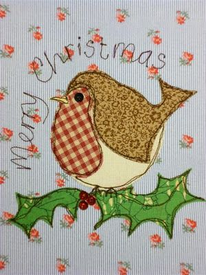 Christmas Robin More