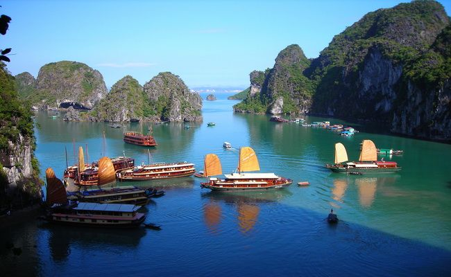 Ha Long Bay travel guide - Wikitravel