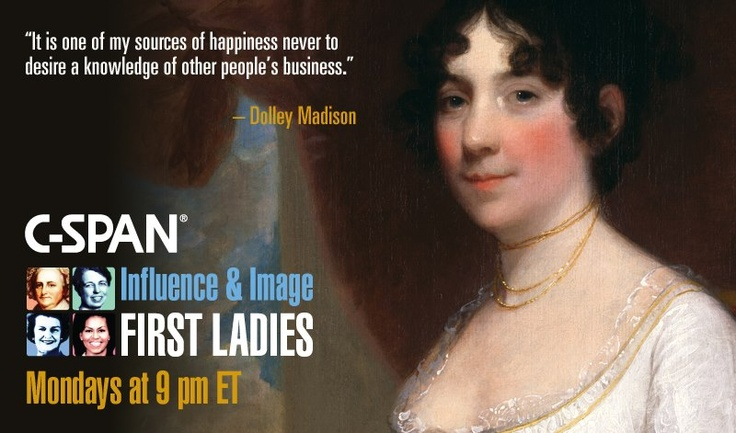 topics first ladies dolley madison