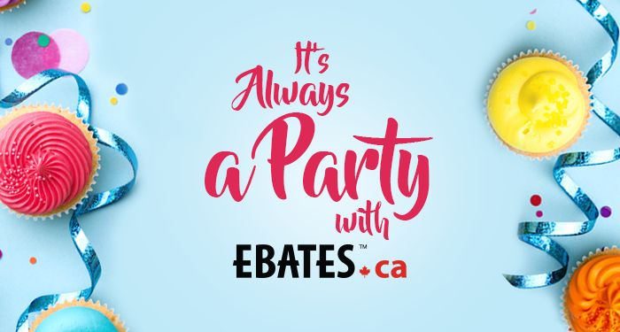 @ebatescanada, you know how to throw one awesome party! Happy birthday…