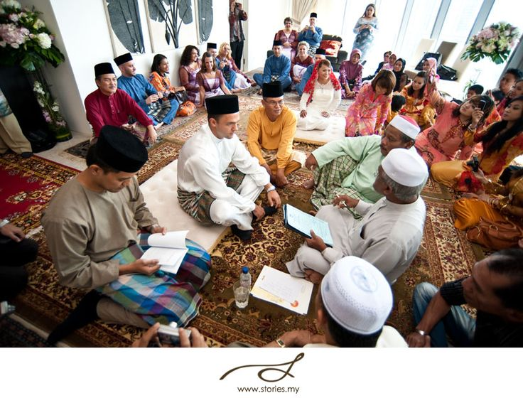 Malay Wedding Photos