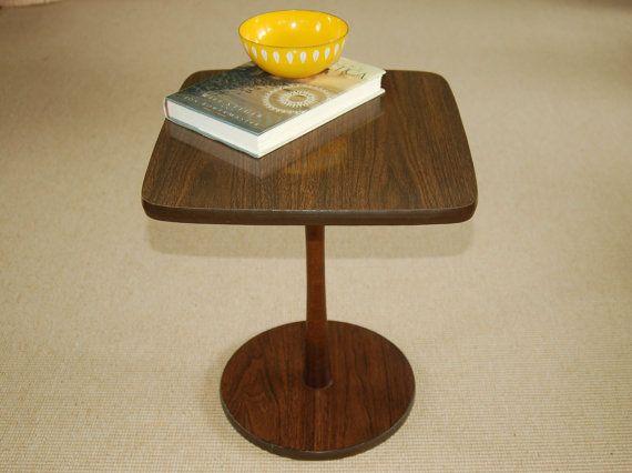 Best Mid Century Modern Pedestal Table Mid Century Nightstand 640 x 480