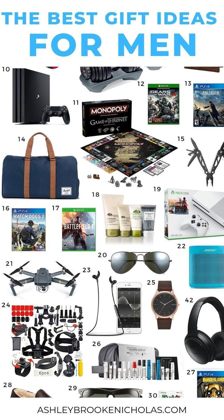 The Best Christmas Gift Ideas For Men Ultimate Christmas Gift Guide Gift Ideas For Men Son In Law Gifts