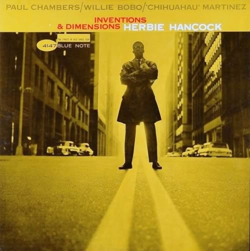 Inventions and Dimensions (Herbie Hancock) (Blue Note Records; 1963)