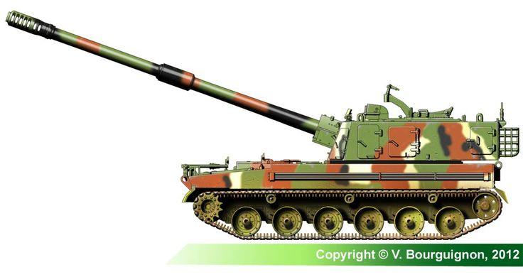 K9 Thunter Armored Artillery