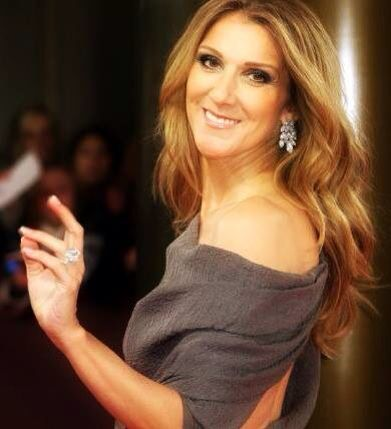 So pretty, Celine Dion