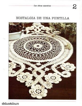 Осинка copy of Brazilian? pattern