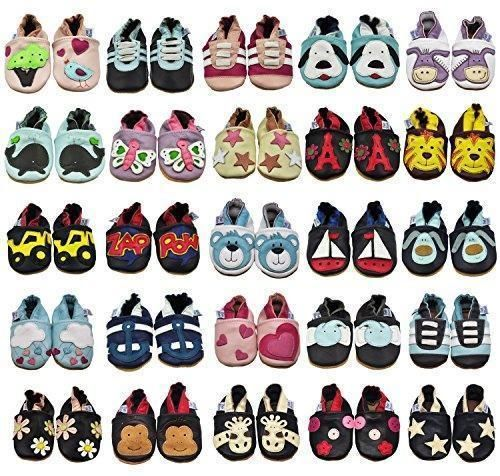 Oferta: 13.99€ Dto: -39%. Comprar Ofertas de Petit Marin - Zapatos de Bebé - Zapatillas de Niño Niña - Patucos de Piel con Elástico para Bebé - Zapatitos Primeros Pasos - barato. ¡Mira las ofertas!