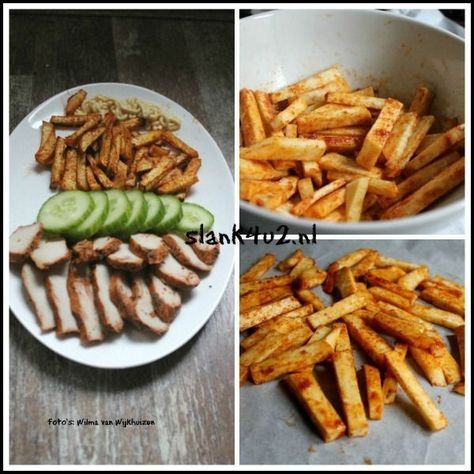 """Koolhydraat-arme """"Franse Frieten"""" Nog nooit gehoord van koolraap ? Dan wordt het tijd, om er iets over te weten te komen. Het is een koolhydraat-arme groente. Koolraap wordt regelmatig gebruikt in de paleo leefwijze als vervanging van aardappels. Koolraap... #aardappel #fransefrietjes #frieten"""