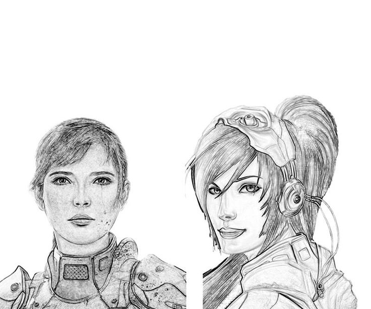25 best ideas about sarah kerrigan on pinterest for Starcraft coloring pages