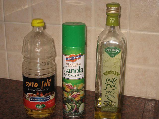 Aceite En Aerosol Aceite De Cocina Aceite Vegetal