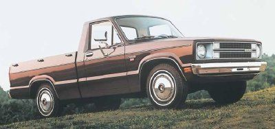 Ford Courier Pick Up | 1970-1979 Ford Trucks