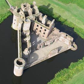 Life in a Scottish castle - Medieval life - Scotlands History