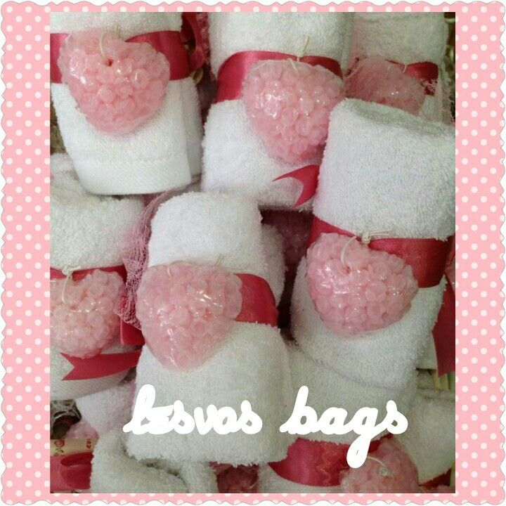 Pink soaps♥♥♥