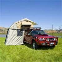 Rhino Rack and Sunseeker Setup