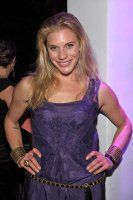 Katee Sackhoff at an event for The 61st Primetime Emmy Awards (2009)