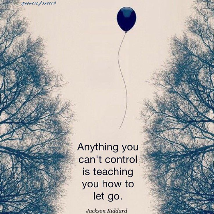 A gentle reminder inspired by my insightful friend and one of my favorite accounts @happihabits There will always be things in life that are beyond our control. If we tie our happiness to specific circumstances and rigid outcomes then whatever we can't control becomes a source of stress and other unpleasant emotions. We've got to learn to release our ideal go with the flow find peace in the chaos see the beauty in the mess. Because - there IS beauty in accepting what is appreciating that...