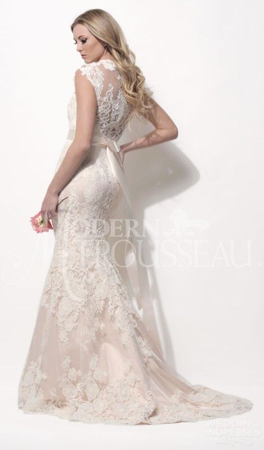Modern Trousseau Spring 2014 Bridal Collection
