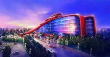 New 'Ferrari Land' amusement park to open in Catalonia by 2016 - CNA, 13 March 2014. Catalonia's PortAventura and Ferrari have reached an agreement to build a new area dedicated to the illustrious sports cars, expanding the current amusement park located near Salou, in the Costa Daurada (Southern Catalonia). Thanks to an over €100 million investment, 'Ferrari Land' will open in 2016 with 75, 00 m2 at its disposal.