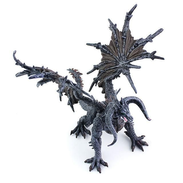 Dragon Simulation Fantasy Toy Figure Vinyl Model