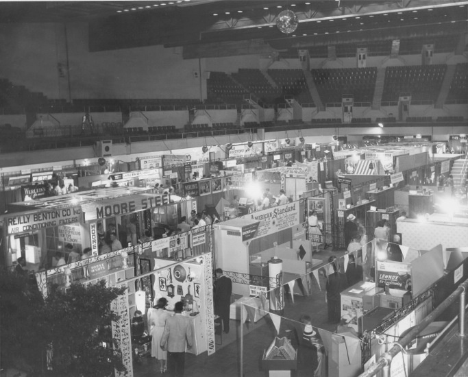 10 Best Retro New Orleans Home Garden Show Images On Pinterest 1950s New Orleans History And