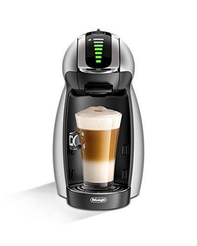 DeLonghi America EDG466S Nescafe Dolce Gusto Genio 2 Espresso and Cappuccino Machine, Silver  http://stylexotic.com/delonghi-america-edg466s-nescafe-dolce-gusto-genio-2-espresso-and-cappuccino-machine-silver/