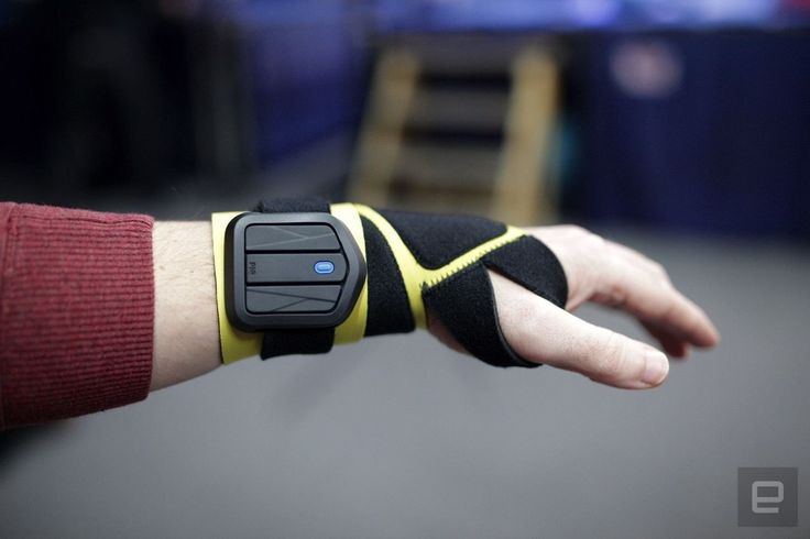 The device will give you real-time actionable information for improving your punches.