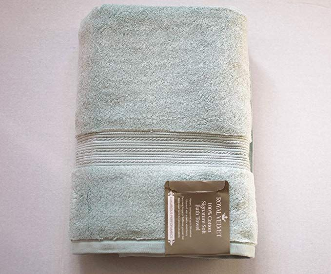 Luxury Royal Velvet Signature Soft Solid Bath Towel 30x54a