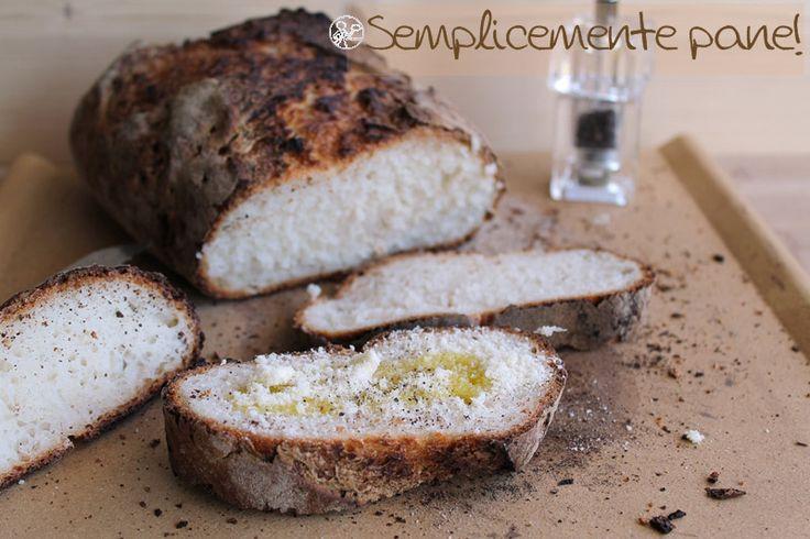 Pane, semplicemente pane gluten free!