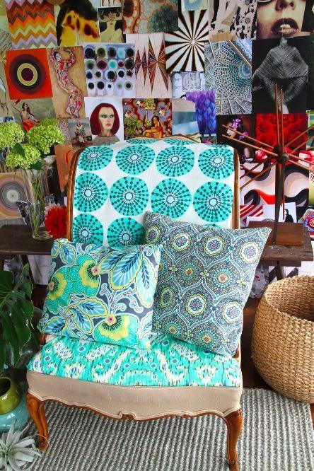 Merveilleux Amy Butleru0027s Lark Fabrics