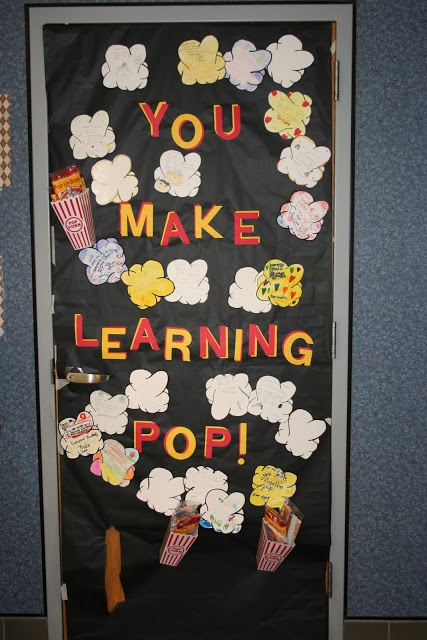 Classroom Decor Gifts ~ Best classroom door ideas images on pinterest