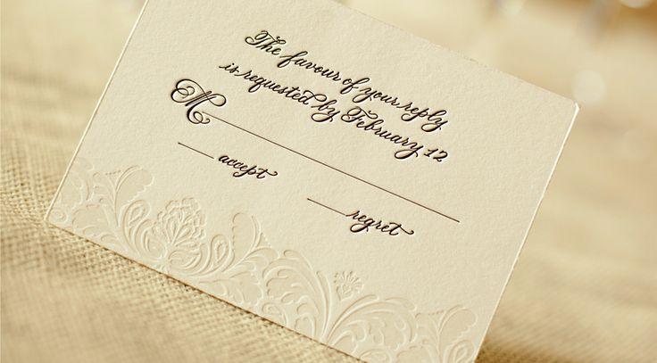 Classic-Black-White-Letterpress-Wedding-Invitation-RSVP