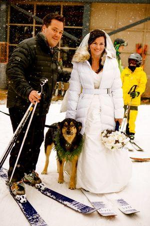 37 best Fair Isle Winter Aspen Ski Wedding images on Pinterest ...