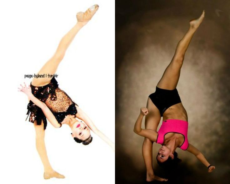 dance moms Maddie and Brookes tilt | Dance Moms | Pinterest