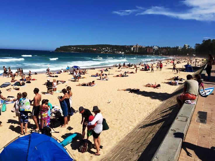 Manly Beach, Manly, NSW, Australia