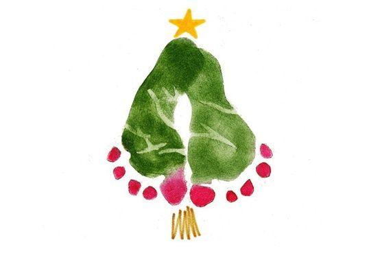 Här kommer massor med tips på julgranspyssel, inte på pynt att hänga i granen, utan på själva julgranen. En toaruller eller en strut blir såhär fina som granar! Här är grunden…