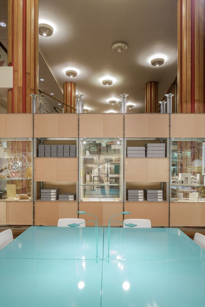 Gallery - Installation at London's Southbank Centre Opens Archive to the Public - 4