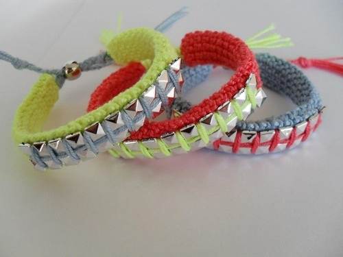 BUY ON TICTAIL Colorful Bracelets CF1