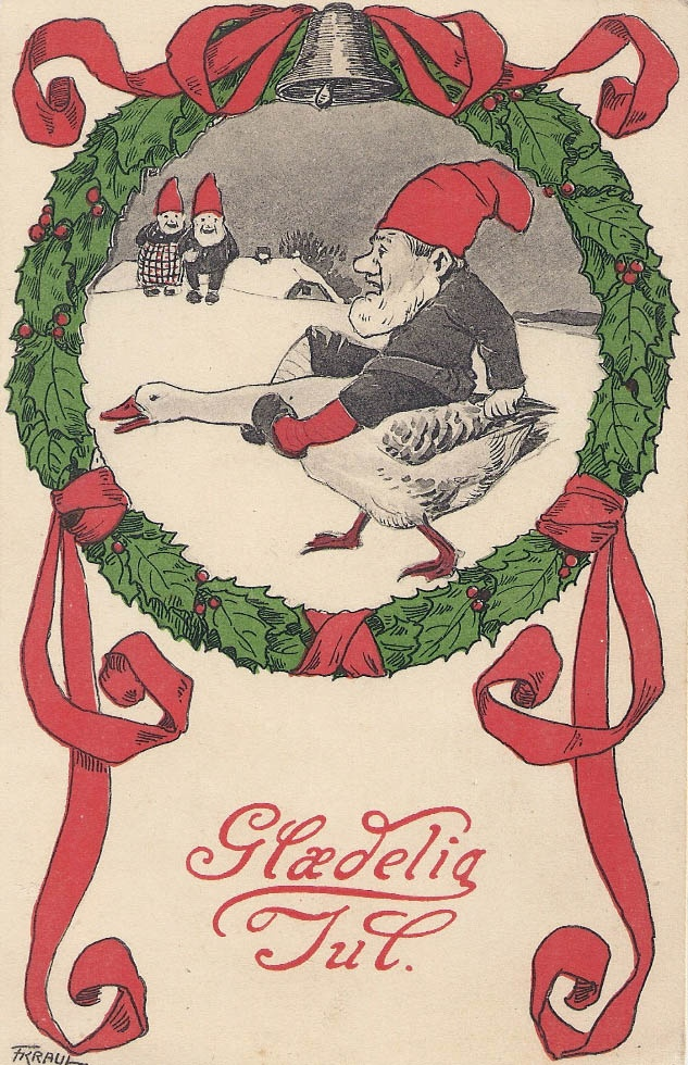 Glaedelig Jul! (Merry Christmas)
