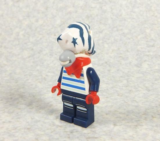 レゴブロックで作ったガッツ星人
