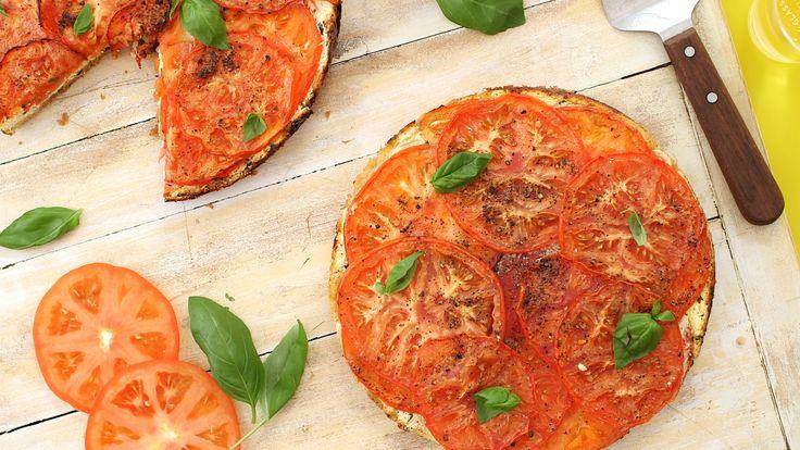 Tomato Ricotta Tart - Everyday Food with Sarah Carey