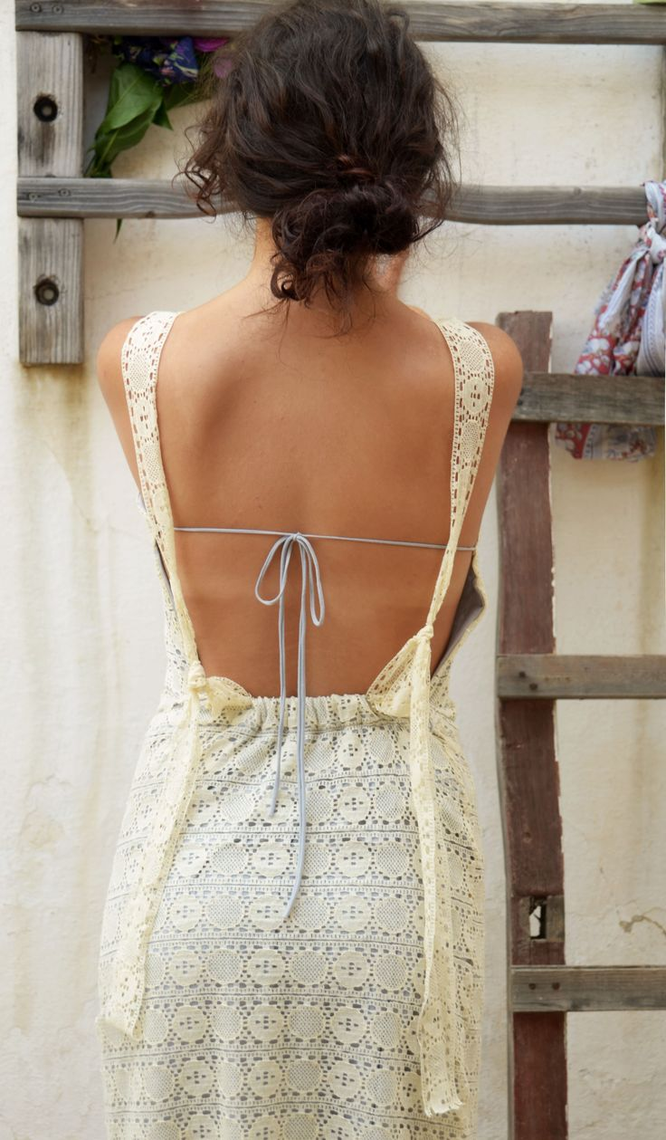lace buckless summer dresses