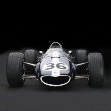 1967 All American Racers Gurney Eagle F-1 Race Car
