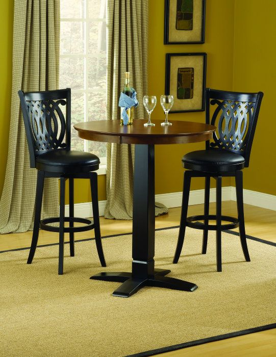 bar tables and chairs sets | Pub Table Sets, 3 Piece Pub Table and Chairs, Pub Height Tables ...