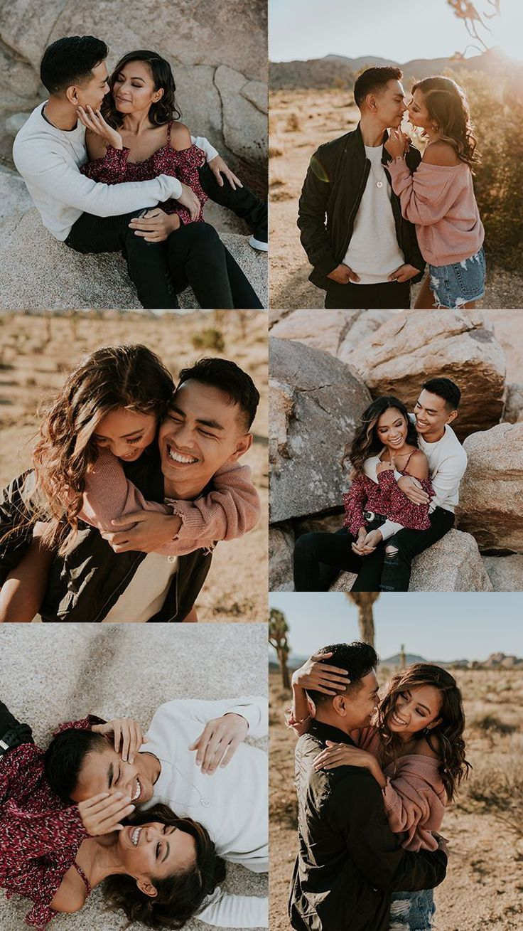 Joshua Tree Couples Session – #Couples #forcouples…