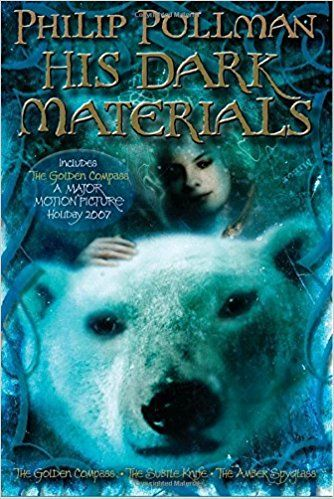 Amazon.com: His Dark Materials Omnibus (The Golden Compass; The Subtle Knife; The Amber Spyglass) (9780375847226): Philip Pullman: Books